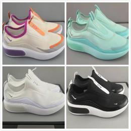 $enCountryForm.capitalKeyWord Australia - 2019 New Air Dia Se Racer girls boys Running Shoes Brand Designer Blue black white children Sports Sneakers Athletic Trainers Size 28-35