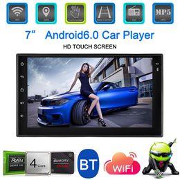 Gps Free Maps Wifi Australia - Universal 7'' HD Touch Screen 2Din Android Car Radio Player GPS Navigator autoradio MP5 with BT WIFI AM FM Free Map