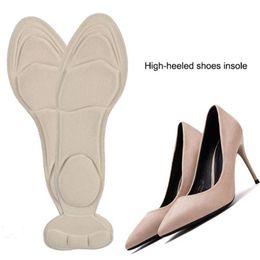 $enCountryForm.capitalKeyWord Australia - 1 Pair Insole Pad Inserts Heel Post Back Breathable Anti-slip for High Heel Shoe New