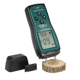 $enCountryForm.capitalKeyWord Australia - Hot sale Handheld Two Pins Digital Wood Moisture Meter Wood Humidity Tester Timber Damp Detector with LCD Display Probe Range 2%~70% free sh
