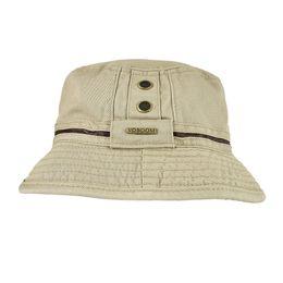 $enCountryForm.capitalKeyWord Australia - Voboom Men's Bucket Hats Bob Summer Panama Outdoor Fishing Wide Brim Hat Sun Protection Cap Men Japan Korea Caps For Male 139 Y19070503
