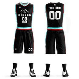 6f367defbb4 Discount basketball uniforms sets - 2019 wholesale new basketball uniform  outdoor sports clothing multi-color