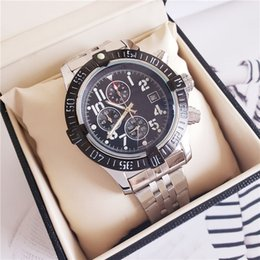 best quality jewelry Canada - Best selling luxury three time zone men's casual watch master design high quality men's military clock business sports watch jewelry gift