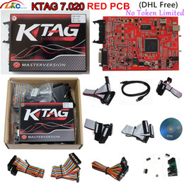 $enCountryForm.capitalKeyWord Australia - DHL Free New KTAG V7.020 Online Version ECU via Tricore Red PCB Unlimited Best ProgrammerΧp Tuning Tool For Cars Trucks