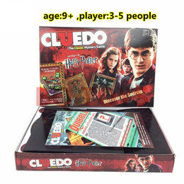 $enCountryForm.capitalKeyWord Australia - 3 styles Cluedo harry potter Board Game Action Figures Collector's Edition Brand New Sealed Set Witchcraft Game Collection Cards Kit Toy