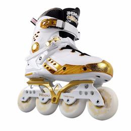 venda por atacado Skating Skating Skating Corrida Profissional Crianças Adult Roller Adulto Patins Big Wheel Speed Roller Roller Patins Homens e mulheres