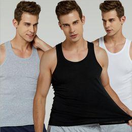 $enCountryForm.capitalKeyWord NZ - 2018 fashion Golds gyms Brand singlet canotte bodybuilding stringer tank top men fitness vest muscle guys sleeveless vest