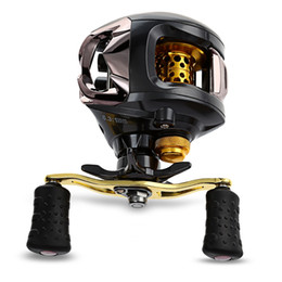 Bait Systems Australia - Right   Left Hand 12 + 1 Ball Bearings 6.3:1 Gear Ratio Fishing Reel Bait Casting Reel Magnetic Braking System Fishing Reels