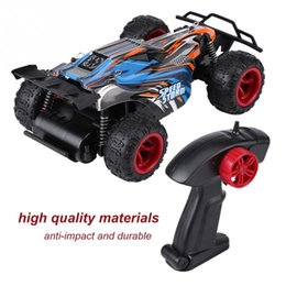 Nice coNtrols online shopping - 1 GHz RC Off road Car Model Vehicle km h Remote Control Cross Country Car Electric model Toy for children kids nice gift