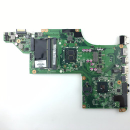 hp btx motherboards UK - 637212-001 board for HP pavilion DV6 DV6T DV6-3000 motherboard with intel cpu I3-370M hm55 chipset