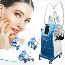 Small fat online shopping - cryotherapy machine fat freezing coolsculpting cellulite machine vacuum therapy machine small machines for home business freeze pads