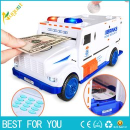 $enCountryForm.capitalKeyWord Australia - New Hot Digital Piggy Bank Kids Toy Money Box Saving Deposit Boxes Electronic Tirelire Enfant Children Cash Car Coin Safe Truck