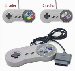 Game console 16 bit online shopping - 10 Keys Game Gaming Bit Controller Gamepad Pad Joystick for SFC Super Nintendo SNES System Console Control Pad