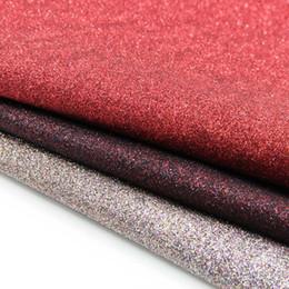 $enCountryForm.capitalKeyWord Australia - David accessories 20x34cm Shiny Glitter Fabric For Sewing Home textile Hairbow Garment Handbag Shoes Crafts Accessories,c5635