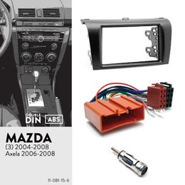 2006 mazda 3 radio replacement