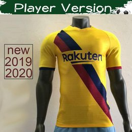 $enCountryForm.capitalKeyWord Australia - Player Version 2020 #10 MESSI Away Soccer Jerseys 19 20 #7 GRIEZMANN #9 SUAREZ #8 ARTHUR Football Shirts Customized Adult Football Uniforms