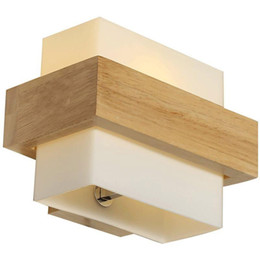$enCountryForm.capitalKeyWord NZ - Chinese Wooden Glass Bedroom Bedsides Wall Lamp Bathroom Mirror Front Wall Sconce Japanese Cabinet Stair Case Wall Lighting Fixtures