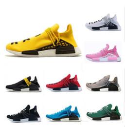 $enCountryForm.capitalKeyWord Australia - 36-47 NMD Human Race trail Running Shoes Men Women Pharrell Williams HU Runner Yellow Black White Red Green Grey blue sport runner sneaker