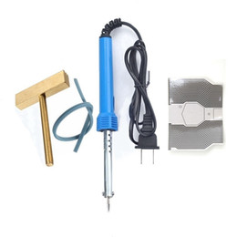 $enCountryForm.capitalKeyWord Australia - Fcarobd For Mercedes Benz Dead Pixel Repair Soldering Iron T-tip Blue Rubber Cable For MB Smart Dashboard LCD Display Flat Cable