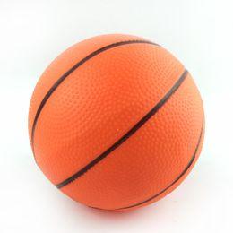 $enCountryForm.capitalKeyWord UK - 12cm Dia Children Mini Basketball Ball Toy High Bounce Soft Basketball For Kids Exercise Stress Relief Toys Basketball