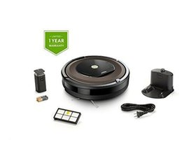 $enCountryForm.capitalKeyWord Australia - New arrival iRobot Roomba 890 Robot Vacuum Cleaner with Wi-Fi Connectivity Works with Alexa Ideal for Pet Hair Carpets Hard Floor Surfaces