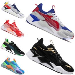 $enCountryForm.capitalKeyWord Australia - Toys Reinvention Women Mens Rs X Shoes Breathable Running Shoes White Blue Atoll Bright Peach Purple Designer Sports Sneakers 36-45