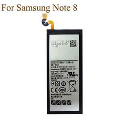 $enCountryForm.capitalKeyWord Australia - Mobile phone battery replacement battery battery Galaxy Note 8 EB-BN950ABE 3300mah