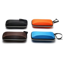 making light box Australia - Glasses Case Ultra Light Portable Neoprene Zipper Sunglasses Soft Case Eyeglass Box Colorful Glasses Bag Made by Cloth