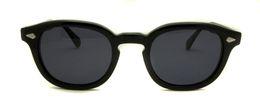 Sunglasses Original Packing Australia - Luxury-Accustomized Retro Vintage moscot Sunglasses original packing Round Johnny Depp Rivet SunGlasses Men Designer Glasses UV400 Goggles