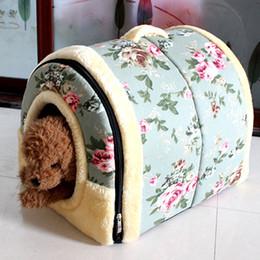 $enCountryForm.capitalKeyWord Australia - Sleeping Non Slip Sofa Bed Cushion Detachable Cave Dog House Warm Rabbit Foldable Washable Kennel Cat Puppy