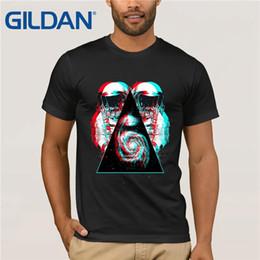 Hot Graphic Tees NZ - 2019 Summer Fashion Hot 3D Space Trippy Galaxy Astronaut Graphic T Shirt Tee Shirt