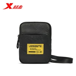 Fashion Men And Sports Spring New Casual Shoulder Simple Women Bag Practical Xtep Authentic 881437139096 Nuuwp