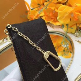$enCountryForm.capitalKeyWord Australia - N62650 Classic large capacity ladies coin purse Exquisite small girl wallet key case Fine and beautiful hardware