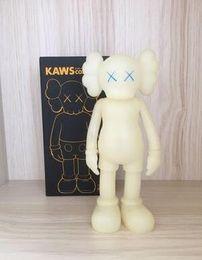 Momo Figure Australia - Kaws Original Fake Action Figure Collection Doll Christmas Gifts Birthdays Toys Gloomy-Bear MoMo Bear POPOBE Qee Bearbrick ship by EUB