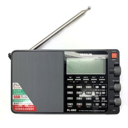 radio portable mw lw sw Australia - Tecsun PL-880 High Performance Full Band portable Digital Tuning Stereo Radio with LW SW MW SSB PLL Modes FM (64-108mHz)