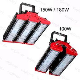 LED Túnel lâmpada 100W 150W 180W SMD3030 Projector Módulo ângulo ajustável Fin a dissipação de calor IP65 branco fresco para a estrada Túnel do Projeto em Promoção