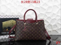 Brand Name Ladies Leather Bags Australia - 2019 styles Handbag Famous Design Brand Name Fashion Leather Handbags Women Tote Shoulder Bags Lady Leather Handbags Bags purse B008