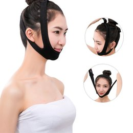 Thin face mask online shopping - 2019 New Face Lift Tools Thin Face Bandage Mask Slimming Belt Facial Thin Masseter Double Chin Skin Belt Women Anti Cellulite