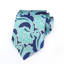 Pink Paisley Grey Necktie UK - 1200 Needles 6cm Mens Ties New Man Fashion Plaid Neckties Corbatas Gravata Jacquard Slim Tie Business Green Tie For Men