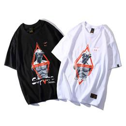 $enCountryForm.capitalKeyWord Australia - Mens t shirts fashion designer Brand t shirt luxury high quality men tshirts street hip hop printing T shirts casual breathable man shirt