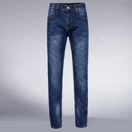 $enCountryForm.capitalKeyWord Australia - New Men's Trendy Stretch Denim Jeans Slim Fit Pants Trousers Black Blue Size 28 30 32 33 34 35 36 38 40 42