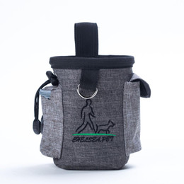 Wholesale Pet Goods Out Dog Snack Bag Outdoor Training Walking Luggage