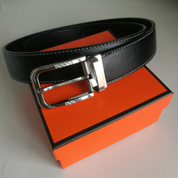 belts Australia - New Big buckle cool belts casual leather Belt For Men And Women business hip strap female belts for men with box