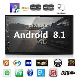 $enCountryForm.capitalKeyWord Australia - Newly Car GPS Navigation Radio Player Bluetooth Full HD 1080P 7 Inch Wifi Music RAM 1GB