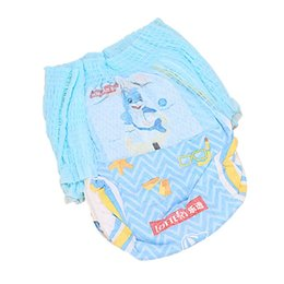 Wholesale Disposable Baby Diapers UK - 1PCS Baby Disposable Diapers Swim Trunks Baby Waterproof Diapers Infant Swimming