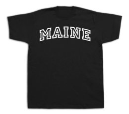 Lavender trees online shopping - Maine Vacationland Pine Tree State ME TSHIRT Proud colour jersey Print t shirt jersey Print t shirt Brand shirts jeans Print