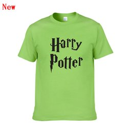 $enCountryForm.capitalKeyWord Australia - Hot Sale men t shirt harry potter hogwarts print shirts unique design harry potter costume cool magic school hogwarts t-shirt ZG9