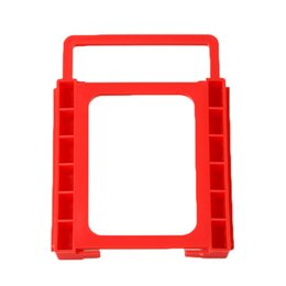 Wholesale Hard Disk Stand Inch Plastics Hard Disk Drive Mounting Bracket Adapter For Notebook PC SSD Holder SL