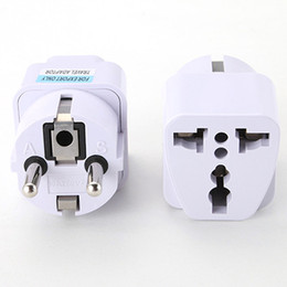 $enCountryForm.capitalKeyWord Australia - Universal Uk Us Au Eu Ac Power Plug Travel Charger Adapter Outlet International Socket Converter Easy To Take