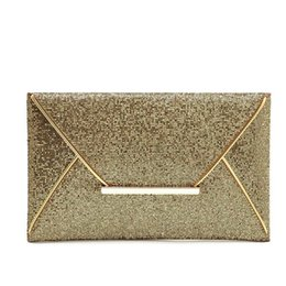 $enCountryForm.capitalKeyWord Australia - High Capacity Women's Fashion Female 2019 New Clutch Bag Cross Section Ladies Sequin Bags for Women Envelope Black Golden